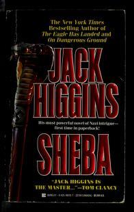 Cover of: Sheba   Jack Higgins