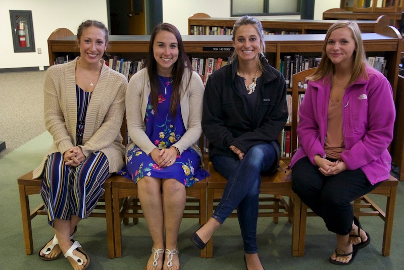 Luncheon held to welcome new teachers at Newark CSD