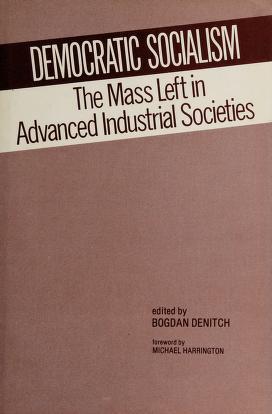Cover of: Democratic socialism   edited by Bogdan Denitch.