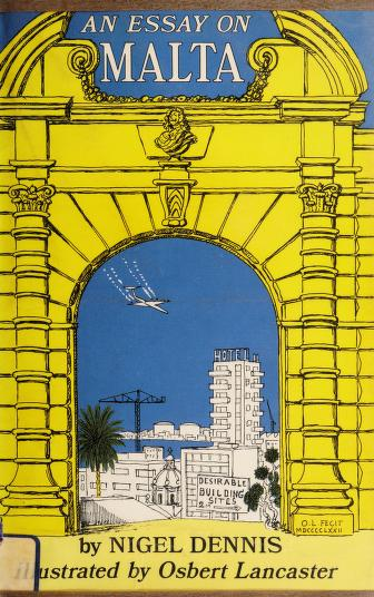 Cover of: An essay on Malta | Nigel Forbes Dennis