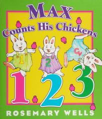 Cover of: Max counts his chickens | Jean Little
