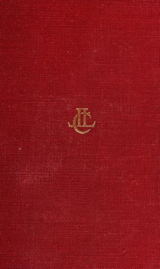 Minor Latin poets by J. Wight Duff