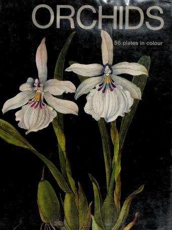 Cover of: Orchids | Jaroslav Oplt